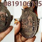 medali zinc alloy
