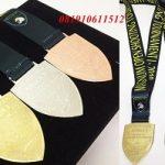 medali kejuaraan tali custom