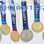 Medali Logam Tali Sublim