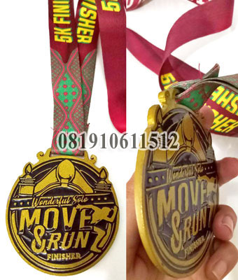 Medali Running