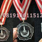medali akrilik grafir custom